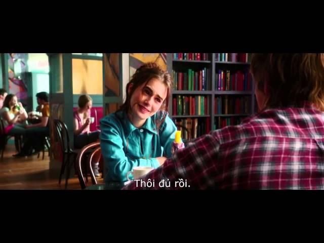 Rosie yêu dấu - Official Trailer #1