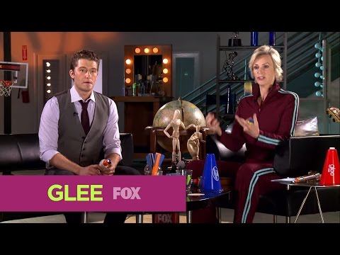 Glee Lounge: Jane and Matt | GLEE