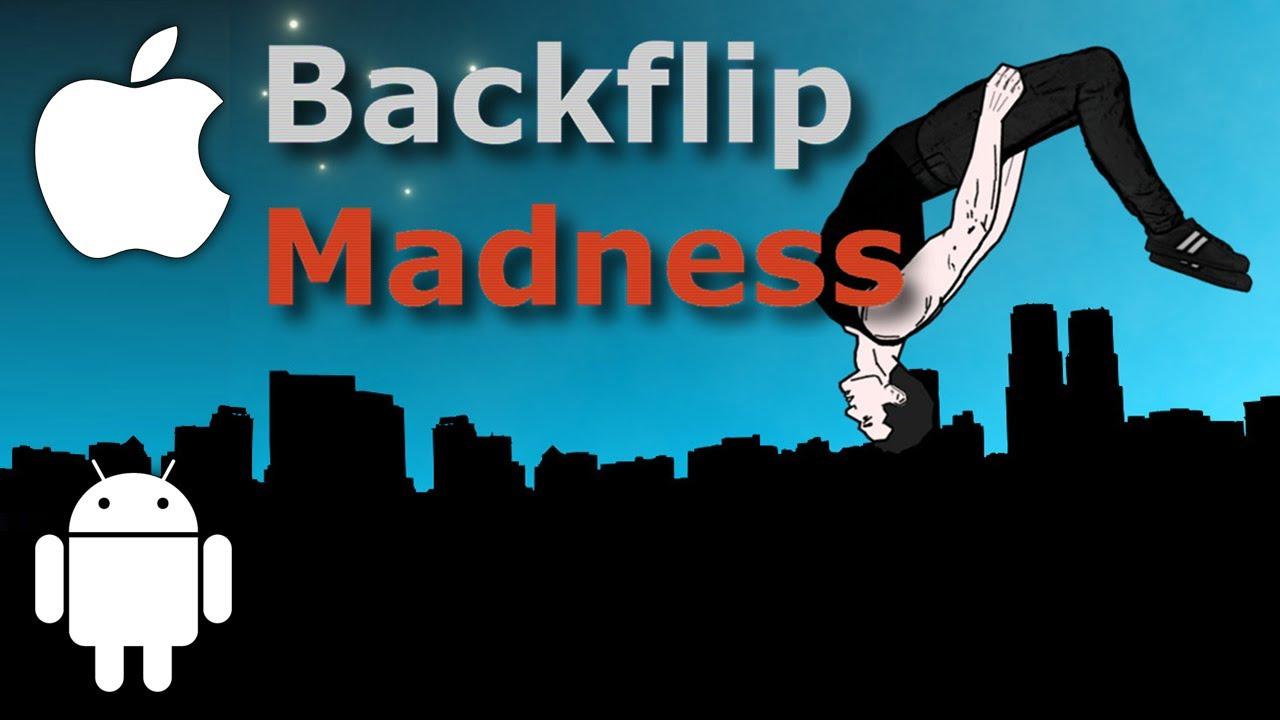 Скачать игру на компьютер backflip madness