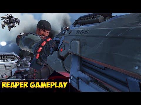 REAPER IS TOO GOOD?!?! - OVERWATCH REAPER GAMEPLAY - REAPER GUIDE/TIPS - ZYNETRIX