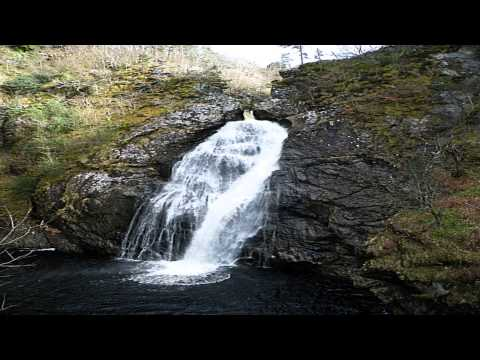 The Falls of Foyers Inverness Highland
