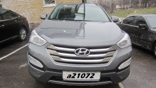 Hyundai Santa Fe 2013 ????-?????. Anton Avtoman. videos