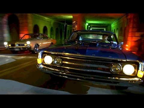 Need For Speed Movie Trailer 2014
