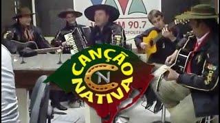 Grupo Canção Nativa - Tio Totonho ao vivo Radio Viva 90.7