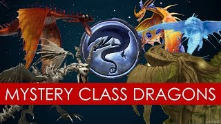 Mystery class dragons EXPLAINED? [How to Train Your Dragon]