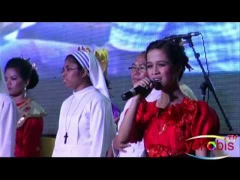 Angin Mamiri. Lagu Daerah Sulawesi Selatan. ALMA Putri Bhakti Luhur Vokal Group