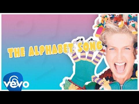 Xuxa - The Alphabet Song