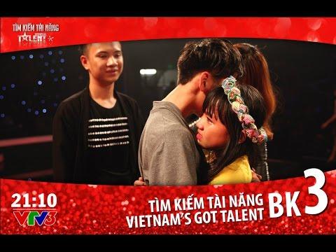 [FULL HD] Vietnam's Got Talent 2016 - BÁN KẾT 3 - TẬP 11 (25/03/2016)
