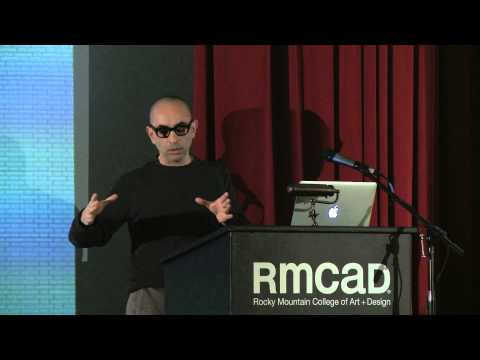 Nader Tehrani | The Architecture of Installations | VASD Program RMCAD
