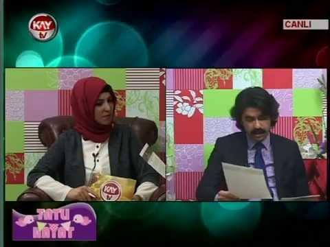 25 KASIM 2014 KAY TV TATLI HAYAT PROGRAMI KADINA K