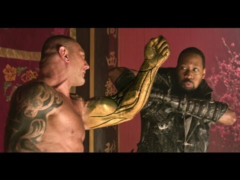 The Man With the Iron Fists - Movie Review