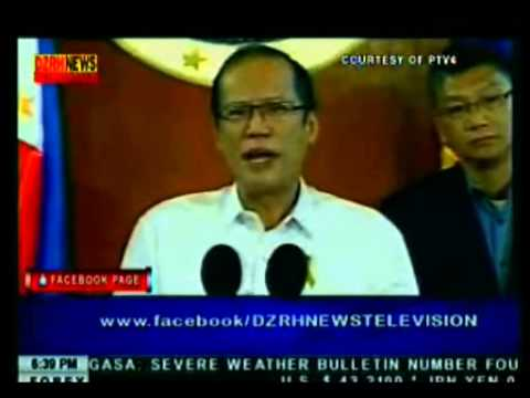 Super Typhoon Yolanda Alert! PNoy Alerts Residents in Affected Areas