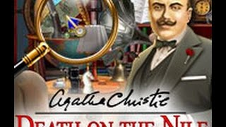 Agatha Christie's Death On The Nile Walkthrough (Full Game