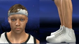 NBA 2K14- My Career- How To Create The Best My Player