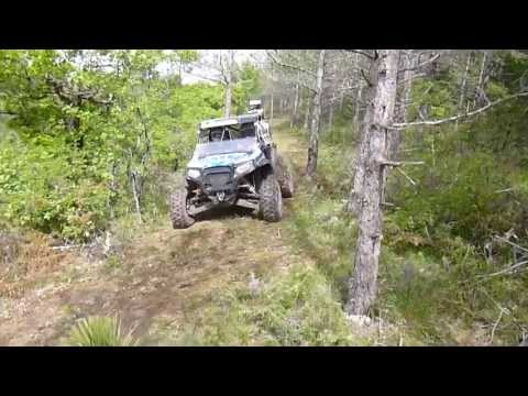2013 [GNCC] SSV Flaugnac Polaris 900-800 Rzr Can Am Commander 1000