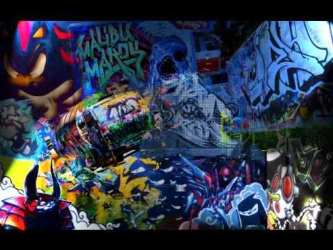 Los mejores graffitis callejeros y 3d youtube for Graffitis y murales callejeros