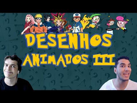 DESENHOS ANIMADOS 3 - Você Sabia?
