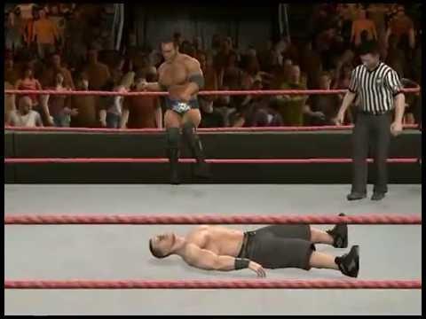 WWE Smackdown Vs. Raw 2014
