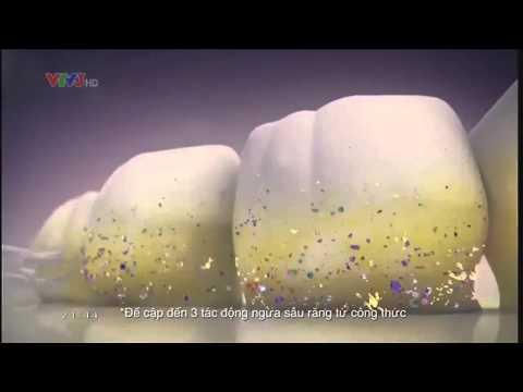 Quảng Cáo kem đánh răng PS 3X mới nhất năm 2014 - Full HD