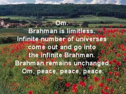 Yoga Vedanta Meditation: Invoking the Infinite