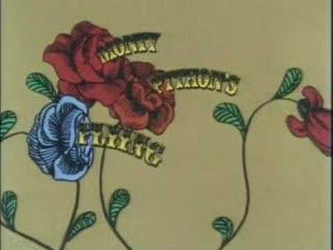 "Monty Python's Flying Circus Intro, Intro from ""Monty Python's Flying Circus"". ""Monty Python's Flying Circus"" is a British sketch comedy series created by the comedy group Monty Python and broadcast by the BBC from 1969 to 1974."