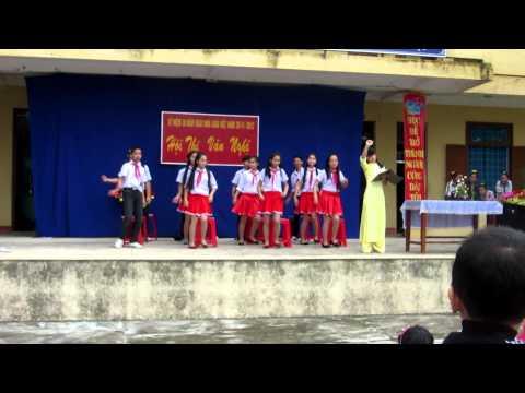 Nhạc kịch tuổi học trò - Lớp 9/1 THCS Đức Ninh Đông