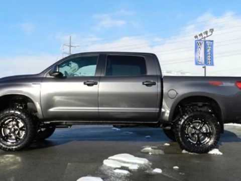 2012 Toyota Tundra Lifted