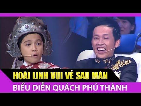 Quách Phú Thành – NSUT Hữu Quốc  'Cha con người hát rong' P1 [Thử Tài Siêu Nhí tập 14]
