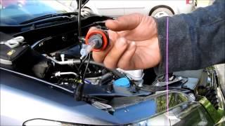DIY 2013 2014 2015 Honda Accord HID Install (Must Read