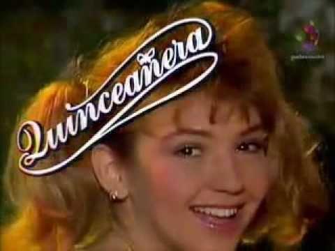 Telenovela Quinceanera Con Thalia
