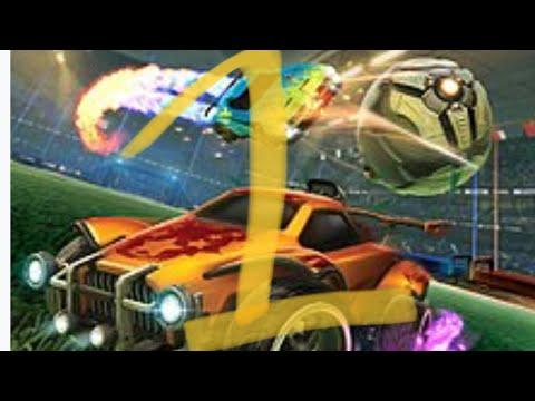 Rocket League 1ST GAMEPLAY (HOOPS)