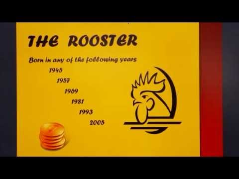Rooster 2014 Chinese year of the Horse