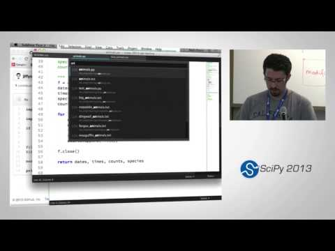 Image from Version Control and Unit Testing for Scientific Software, SciPy2013 Tutorial, Part 2 of 3