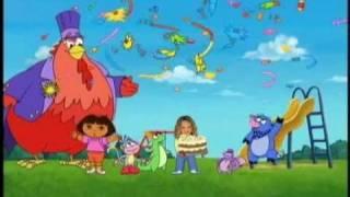 Dora Explorer's Whose Birthday Is It DVD