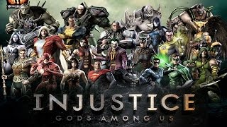 Injustice: Gods Among Us Para Android [Créditos