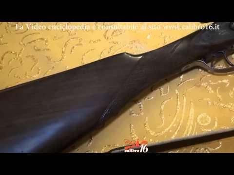 VIDEO ENCICLOPEDIA DEL CALIBRO 16 - DOPPIETTA CANI ESTERNI ARTIGIANALE