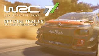 WRC 7 - Citroën C3 WRC Gameplay Trailer