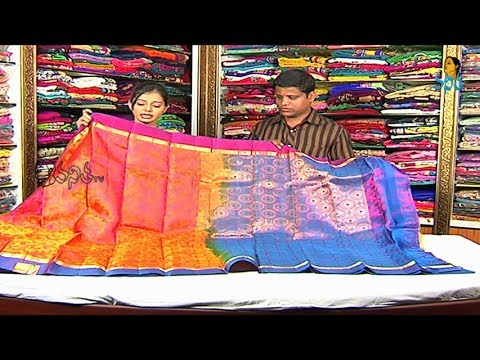 Designer Sarees include Blouse with Price | Sogasu Chuda Tarama_2-12-2013 | Vanitha TV