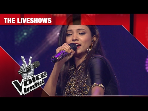 Rasika Borkar - Performance - The Liveshows Episode 20 - February 12, 2017 - The Voice India Season2