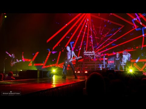 DEF LEPPARD 2014 INTRO & LET IT GO - AUBURN, WA (SEATTLE)