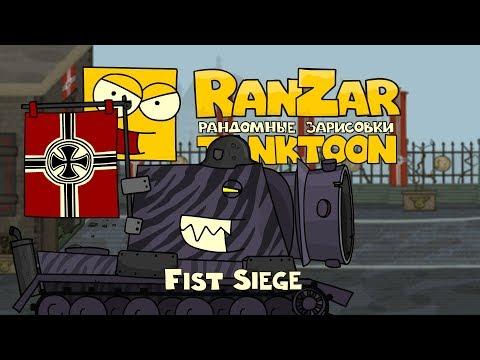 Tanktoon: První útok