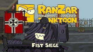 Tanktoon: Prvý útok
