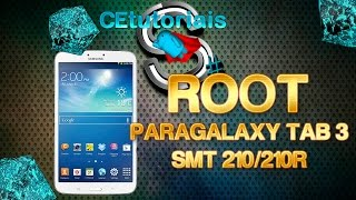 Root Para Galaxy Tab 3 SMT 210-210R T110 Lite Android .4