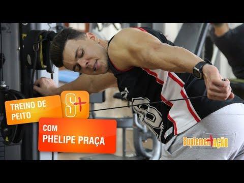 Phelipe Praça - Treino de Tríceps