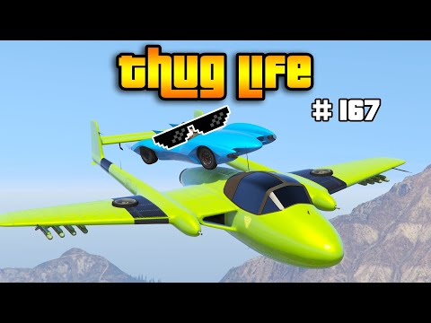 GTA 5 THUG LIFE AND FUNNY MOMENTS (Wins, Stunts and Fails #167)