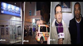 المندوب الصحي بمستشفى ابن مسيك يكشف عدد المصابين الذين استقبلهم المستشفى بعد انفجار قنينة غاز داخل مقهى شعبي باسباتة |