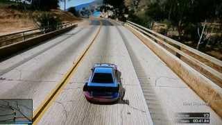 Ruta 68, Record Mundial GTA 5 N 1º Del Mundo (corx