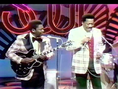 BB King and Bobby Blue Bland, Live On Soul Train 1975