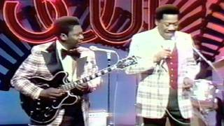 BB King and Bobby Bland on Soul Train