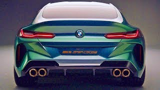 BMW M8 Gran Coupe (2019) Perfect Concept. YouCar Car Reviews.